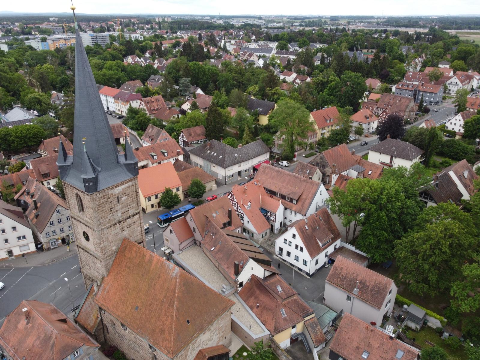 Kirche St. Peter und Paul, Erlangen-Bruck